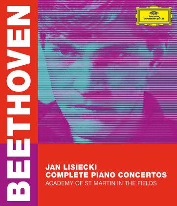Jan Lisiecki - Ludwig Van Beethoven: Complete Piano Concertos (Deutsche Grammophon)