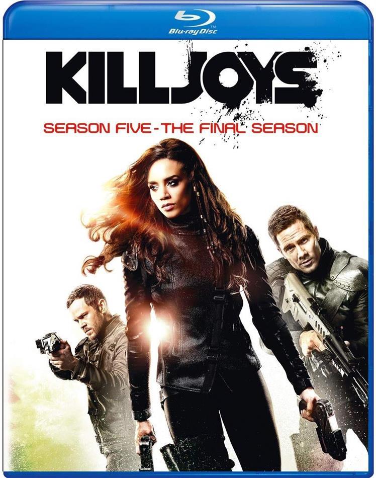 Killjoys - Season 5 - The Final Season