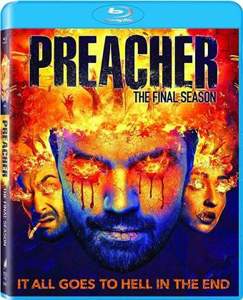 Preacher - Season 4 - The Final Season (3 Blu-rays)