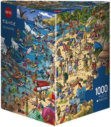 Seashore - 1000-Piece Jigsaw Puzzle