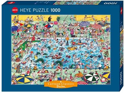 Cool Down! - 1000 Teile Puzzle