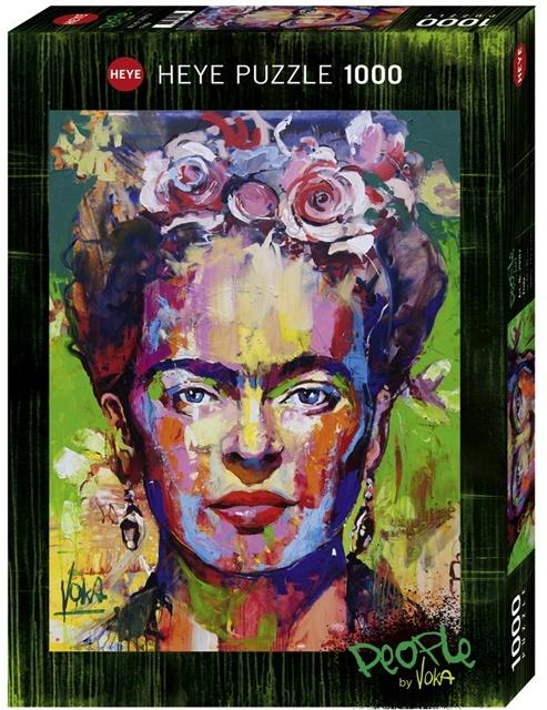 Frida - 1000 Teile Puzzle