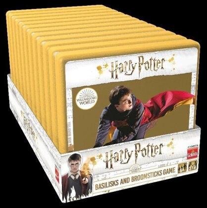 Harry Potter Basilisks and Broomsticks (Kinderspiel)