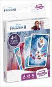 Frozen 2 4in1 Kartenspiele