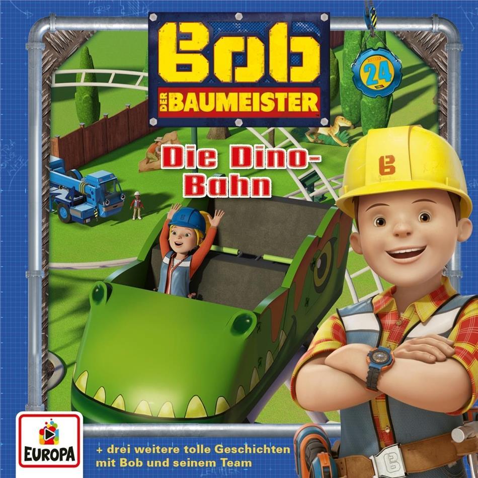 Bob Der Baumeister - 024/Die Dino-Bahn