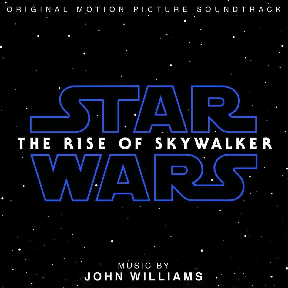 John Williams (*1932) (Komponist/Dirigent) - Star Wars: The Rise Of Skywalker - OST - Disney (Digipack)