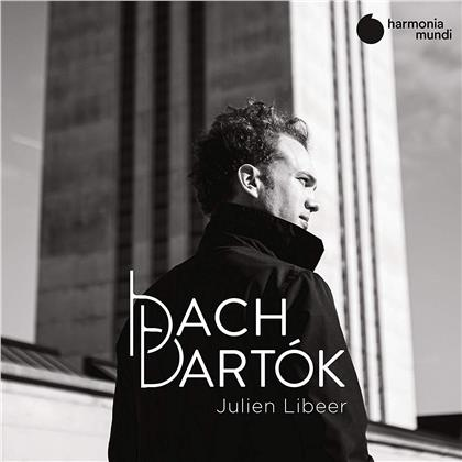 Johann Sebastian Bach (1685-1750), Béla Bartók (1881-1945) & Julien Libeer - Bach, Bartok