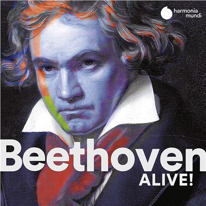 Ludwig van Beethoven (1770-1827) - Beethoven Alive (2 CDs)