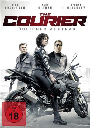 The Courier - Tödlicher Auftrag (2019)