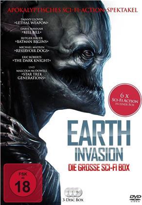 Earth Invasion - Die grosse SciFi-Box (3 DVDs)