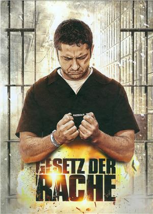 Gesetz der Rache (2009) (Cover A, Director's Cut, Kinoversion, Limited Collector's Edition, Mediabook, 3 Blu-rays + Hörbuch)