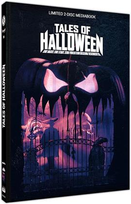 Tales of Halloween (2015) (Cover C, Limited Edition, Mediabook, Uncut, Blu-ray + DVD)