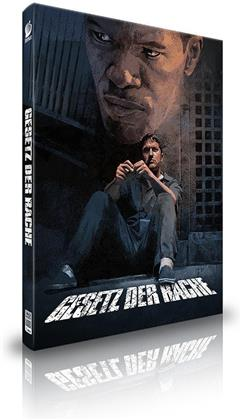 Gesetz der Rache (2009) (Cover B, Director's Cut, Versione Cinema, Collector's Edition Limitata, Mediabook, 3 Blu-ray + Audiolibro)