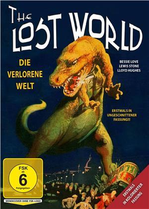 The Lost World - Die verlorene Welt - Kolorierte Fassung (1925) (Uncut)