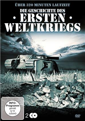 Die Geschichte des ersten Weltkriegs (2003) (2 DVDs)