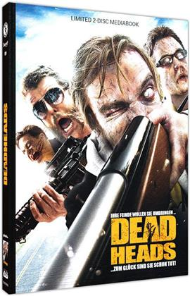 Deadheads (2011) (Cover B, Limited Edition, Mediabook, Blu-ray + DVD)