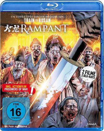 Rampant (2018) (2 Blu-rays)