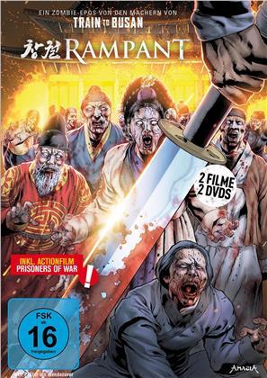 Rampant (2018) (2 DVDs)