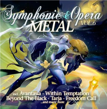 Symphonic & Opera Metal Vol. 6 (2 CDs)