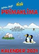 Uli Stein – Primaklima Kalender 2021 - Monatskalender für die Wand