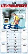 Uli Stein – Küchenkalender 2021 - Monatskalender für die Wand