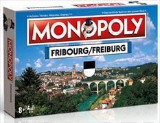 Monopoly - Fribourg / Freiburg