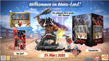 One Piece Pirate Warriors 4 (Kaido Edition)