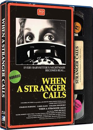 When A Stranger Calls (1979) (VHS Retro Edition)