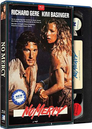 No Mercy (1986) (VHS Retro Edition)