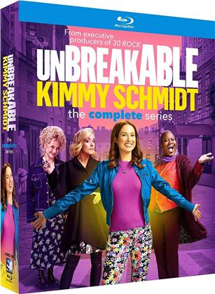 Unbreakable Kimmy Schmidt - The Complete Series (8 Blu-ray)