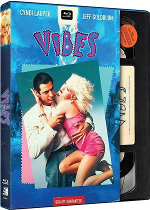 Vibes (1988) (VHS Retro Edition)