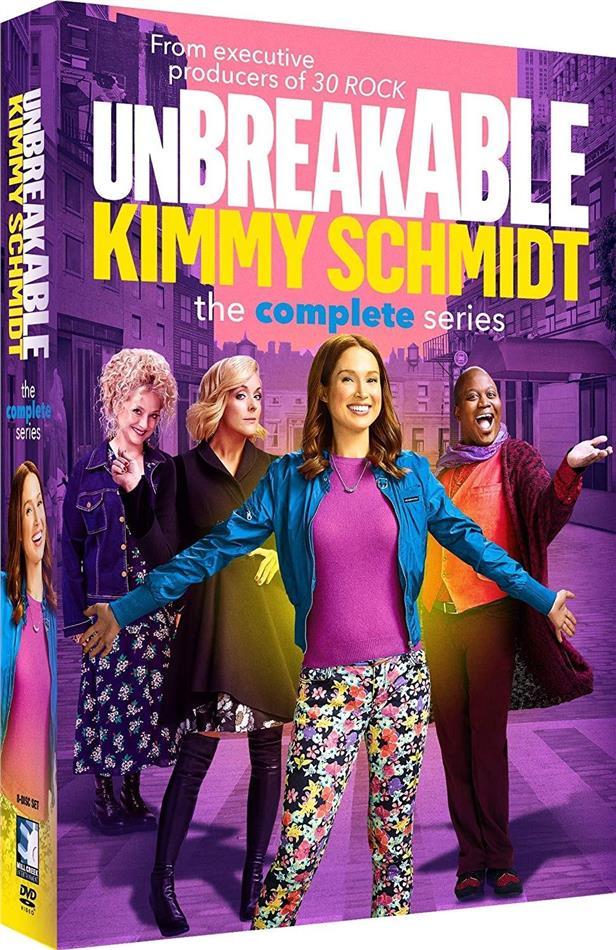 Unbreakable Kimmy Schmidt - The Complete Series (8 DVDs)