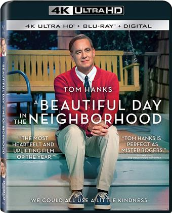 A Beautiful Day In The Neighborhood (2019) (4K Ultra HD + Blu-ray)