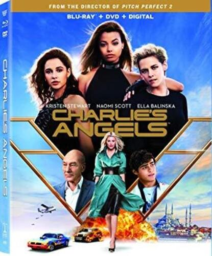 Charlie's Angels (2019) (2019) (Blu-ray + DVD)