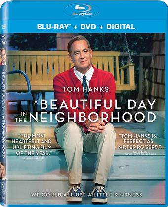 A Beautiful Day In The Neighborhood (2019) (Blu-ray + DVD)