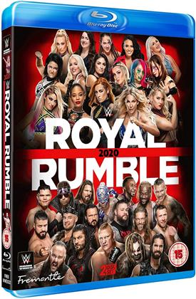WWE: Royal Rumble 2020 (2 Blu-ray)