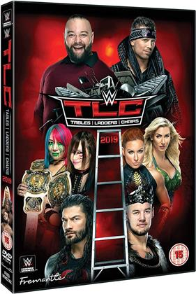 WWE: TLC 2019 - Tables/Ladders/Chairs (2 DVDs)
