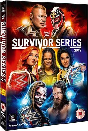 WWE: Survivor Series 2019 (2 DVDs)
