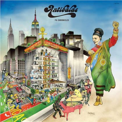 Antibalas - Fu Chronicles (Colored, LP + Digital Copy)