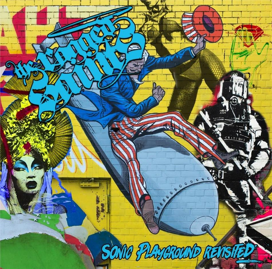The Ragged Saints - Sonic Playground Revisted