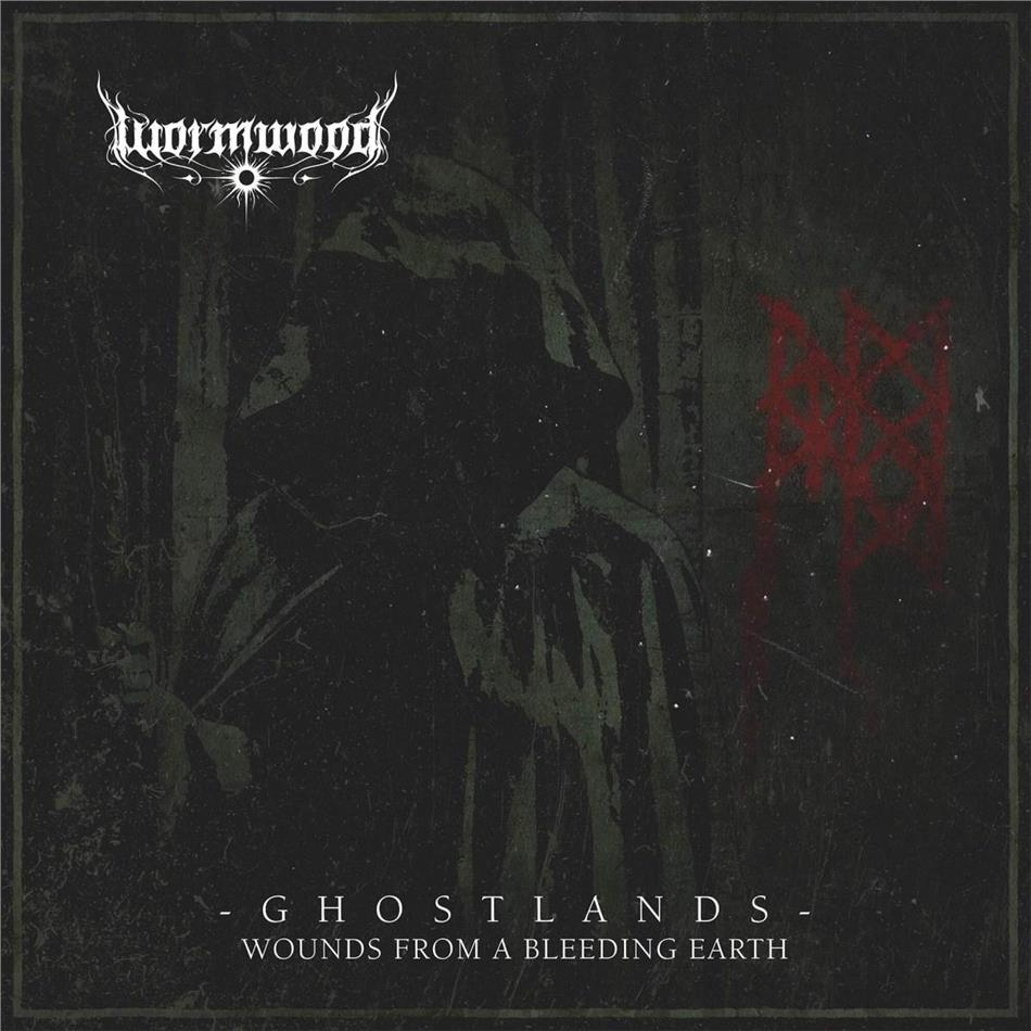 Wormwood - Ghostlands Wounds From A Bleeding Earth (Green Vinyl, 2 LPs)
