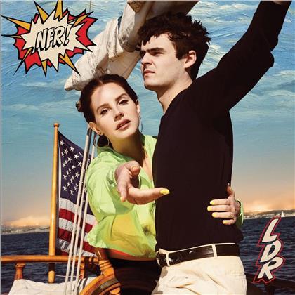 Lana Del Rey - Norman Fucking Rockwell (Reissue, Repack , 2 LPs)