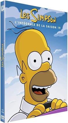 Les Simpson - Saison 19 (4 DVDs)