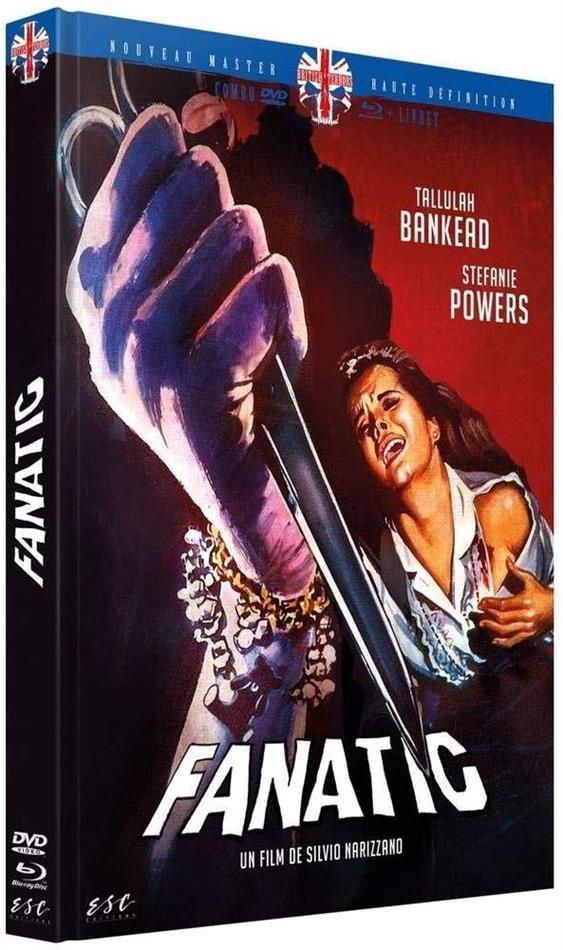 Fanatic (1965) (Limited Edition, Mediabook, Blu-ray + DVD)