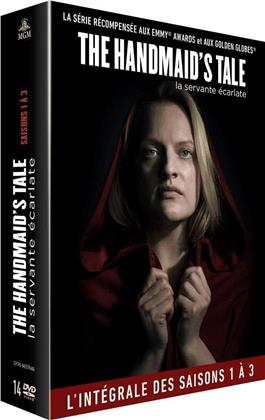 The Handmaid's Tale: La servante écarlate - Saisons 1-3 (14 DVDs)