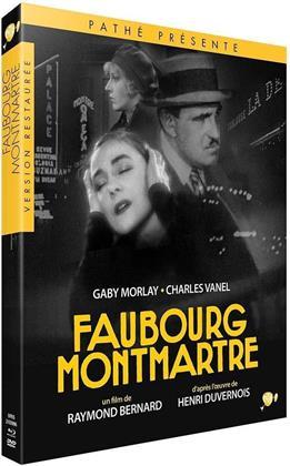 Faubourg Montmartre (1931) (Blu-ray + DVD)