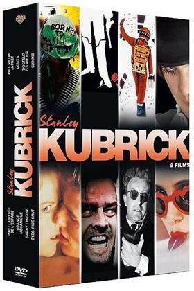 Stanley Kubrick - 8 Films (8 DVDs)