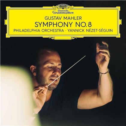 Gustav Mahler (1860-1911), Yannick Nezet-Seguin & The Philadelphia Orchestra - Sinfonie Nr. 8