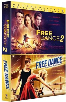 Free Dance / Free Dance 2 (2 DVDs)