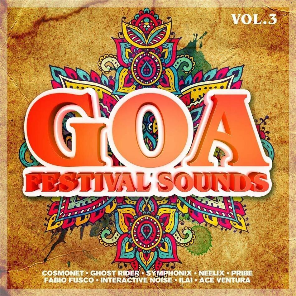 Goa Festival Sounds Vol. 3 (2 CDs)